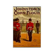 Johnston's Corn Flour Magnet