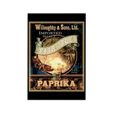Willoughby & Sons Paprika Magnet