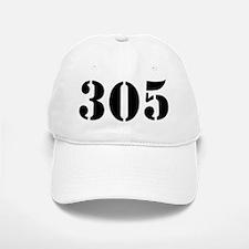 305 Baseball Baseball Cap