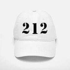 212 Baseball Baseball Cap
