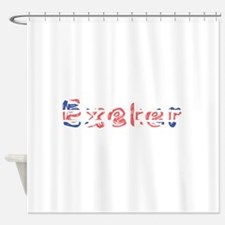 Exeter Shower Curtain