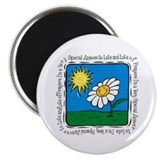 """Answer To Prayer 2.25"""" Magnet (100 pack)"""