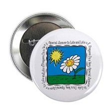 "Answer To Prayer 2.25"" Button (100 pack)"