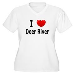 I Love Deer River T-Shirt