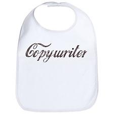 Vintage Copywriter Bib