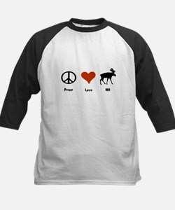 Peace Love New Hampshire Tee