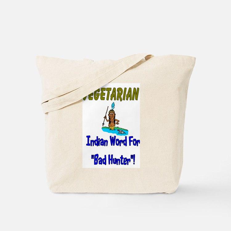 Cute Hunter Tote Bag