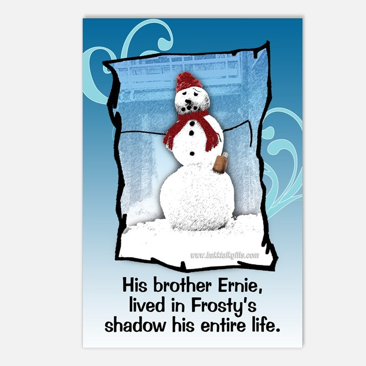 Frosty's Brother... Postcards (Package of 8)