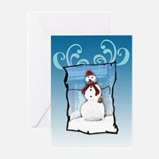 Frosty's Brother... Greeting Card