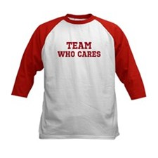 Team Who Cares Tee