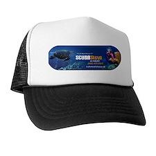Cute Scuba steve Trucker Hat