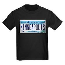 Minneapolis License T
