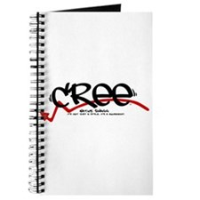 Cree Tag Journal