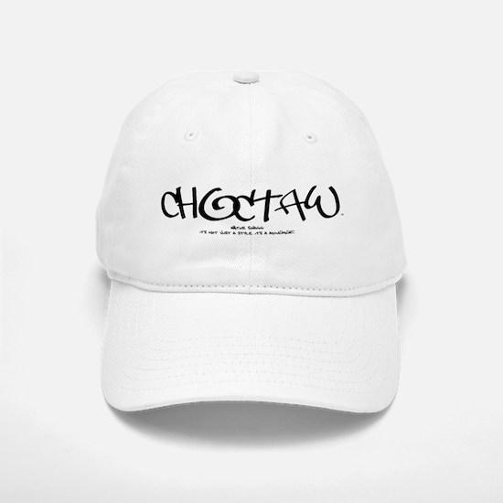Choctaw Tag Baseball Baseball Cap
