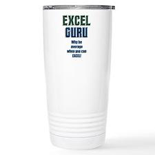 Excel Guru Travel Mug