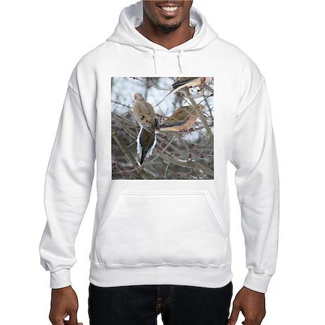 Mourning Doves Hooded Sweatshirt