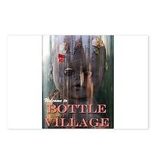 Bottle Village Postcards (Package of 8)