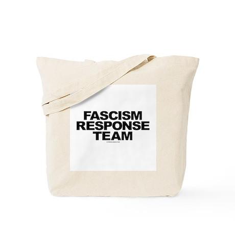 Fascism Response Team Tote Bag
