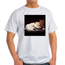 CAT LOVE/CATNIP DEALER T-Shirt