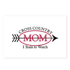 Cross Country Mom Postcards (Package of 8)