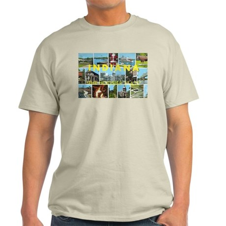 1960's Indiana Scenes Light T-Shirt