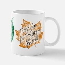 Friend Golden Girls Leaf Mugs