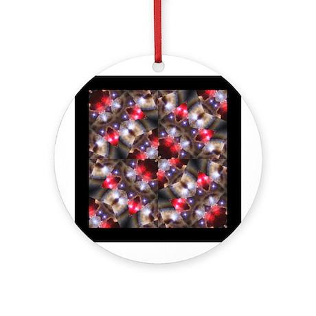 Celestial Crystal Ornament (Round)