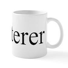 Adulterer Mug