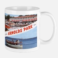 1958 Views of Arnolds Park Mug
