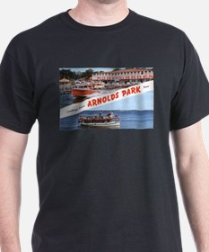 1958 Views of Arnolds Park T-Shirt