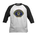 California DMV Investigator Kids Baseball Jersey