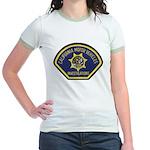 California DMV Investigator Jr. Ringer T-Shirt