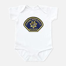California DMV Investigator Infant Bodysuit