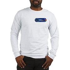 Funny Steve scuba Long Sleeve T-Shirt