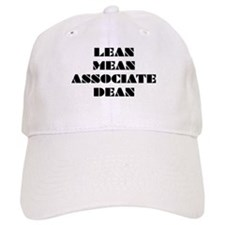 Lean Mean Associate Dean Baseball Cap