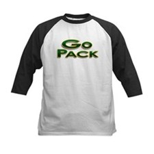 Go Pack! Green Bay Graphic T- Tee