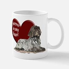 GWP heart Mug