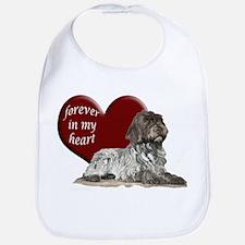 GWP heart Bib