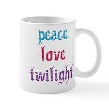 Peace Love Twilight 2 Mug