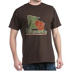 MN: Spooning WI T-Shirt