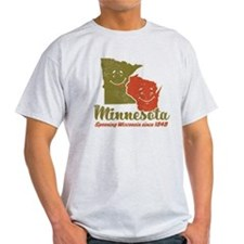 MN: Spooning WI T-Shirt