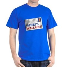 Where's Wallace?! T-Shirt (Royal)