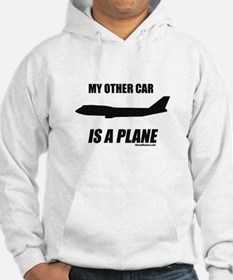 My Other Car Is A Plane Hoodie