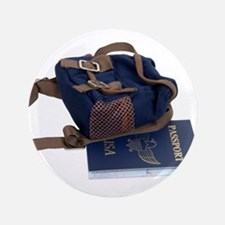 """Passport and backpack 3.5"""" Button (100 pack)"""