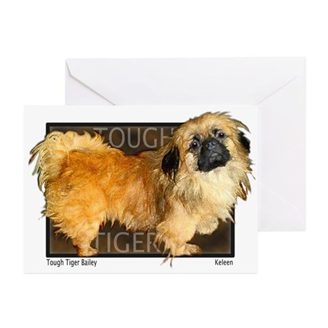 """Pekingese """"Tough Tiger Bailey"""" my first dog... Gre"""