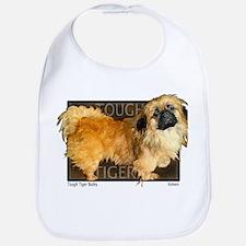 """Pekingese """"Tough Tiger Bailey"""" my first dog... Bib"""