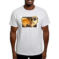 "Pekingese ""Tough Tiger Bailey"" my first dog... Ash"