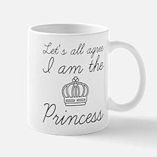 I Am The Princess Mug