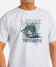 SHARK TOOTH HUNTER T-Shirt