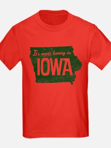 Iowa Boring T